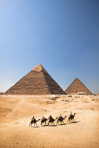 viajes navidad egipto: